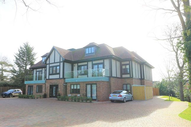 Thumbnail Flat to rent in Bickley Park Road, Bickley, Bromley
