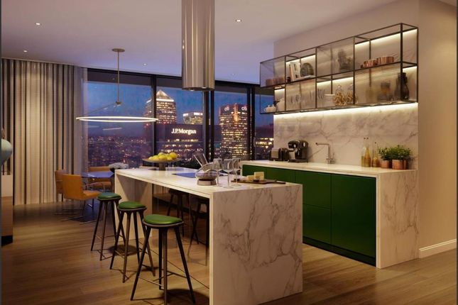 2 bed flat for sale in Marsh Wall, Isle Of Dogs, London