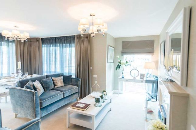 Thumbnail Flat for sale in Josiah Drive, Ickenham, Uxbridge