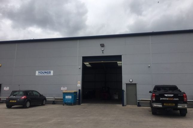 Thumbnail Industrial to let in Unit C12, Hazel Drive, Dyffryn Business Park, Hengoed, Caerphilly