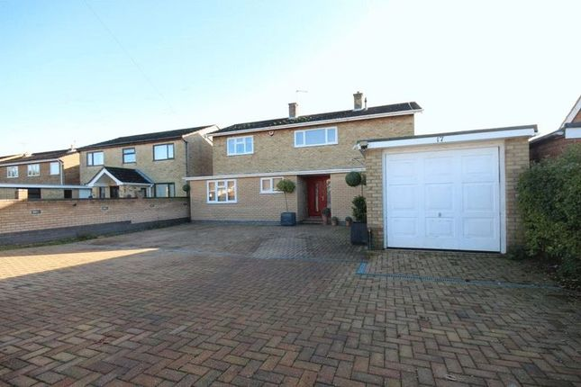 Thumbnail Detached house for sale in Bernham Road, Hellesdon, Norwich