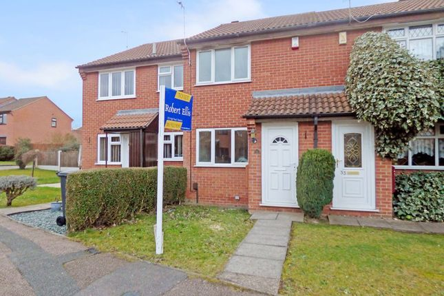 Thumbnail Terraced house to rent in Camdale Close, Chilwell, Nottingham