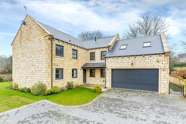 Thumbnail Detached house to rent in Copgrove Road, Burton Leonard, Harrogate, North Yorkshire