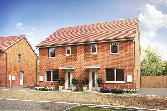 "3 bed semi-detached house for sale in ""Ellerton"" at Park Prewett Road, Basingstoke RG24"