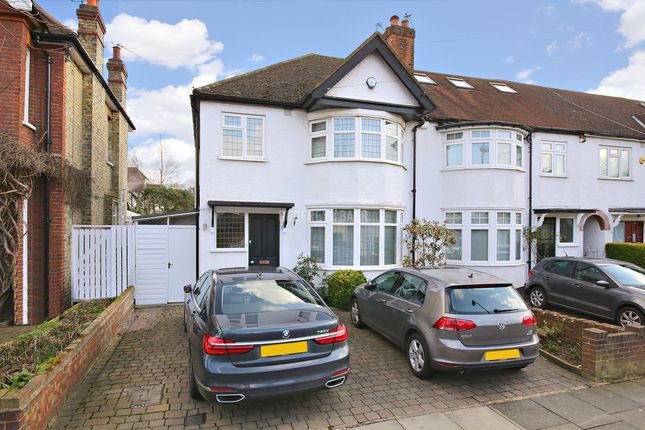 3 bed semi-detached house for sale in Birkbeck Road, London
