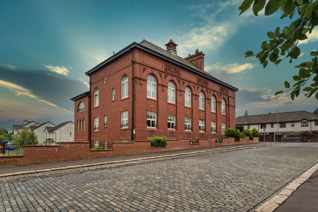 Thumbnail Flat for sale in Flat 7 Brodie House, Falside Road, Paisley