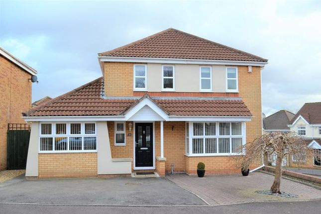 Thumbnail Detached house for sale in Spencer Drive, Midsomer Norton, Radstock