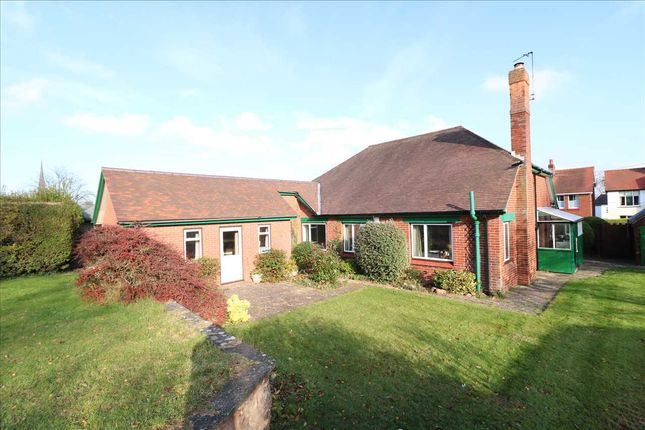 Thumbnail Bungalow for sale in Crossways, Sussex Avenue, Ross-On-Wye