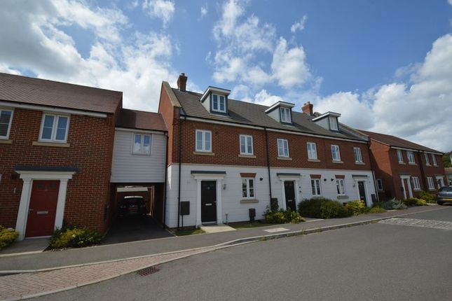 Thumbnail Detached house to rent in Bristol Road, The Hampdens, New Costessey, Norwich