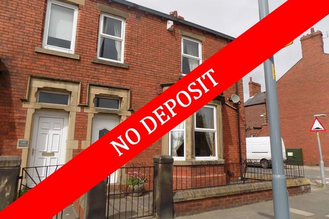 Thumbnail Terraced house to rent in Wigton Road, Carlisle
