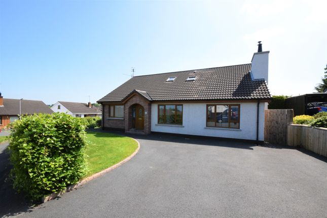 Thumbnail Detached house for sale in Blenheim Drive, Richhill, Armagh