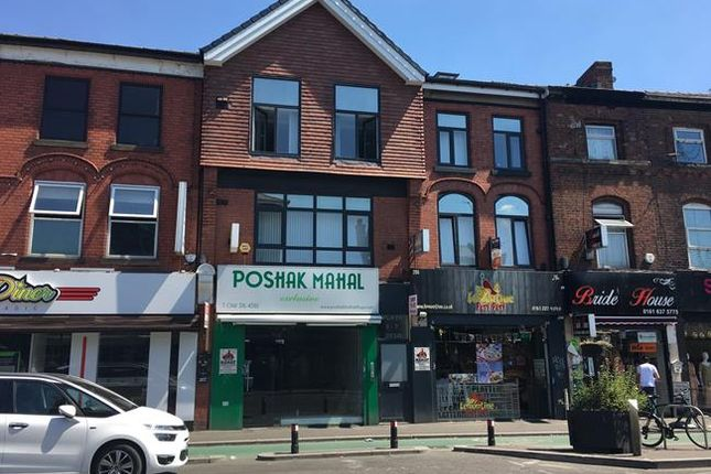 Thumbnail Commercial property for sale in 203-205 Wilmslow Road, Rusholme, Manchester