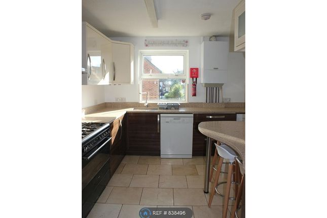 Thumbnail Flat to rent in Abingdon Road, Oxford