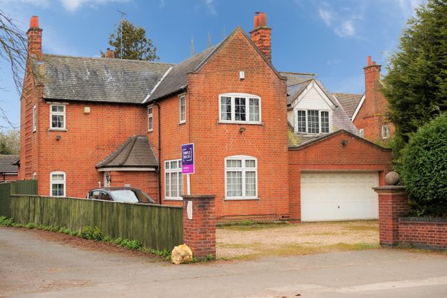 Thumbnail Detached house for sale in Groby Road, Leiciester
