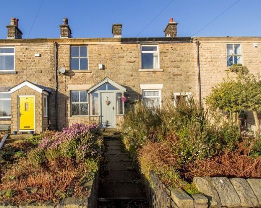Thumbnail Cottage to rent in Chapeltown Road, Bromley Cross, Bolton
