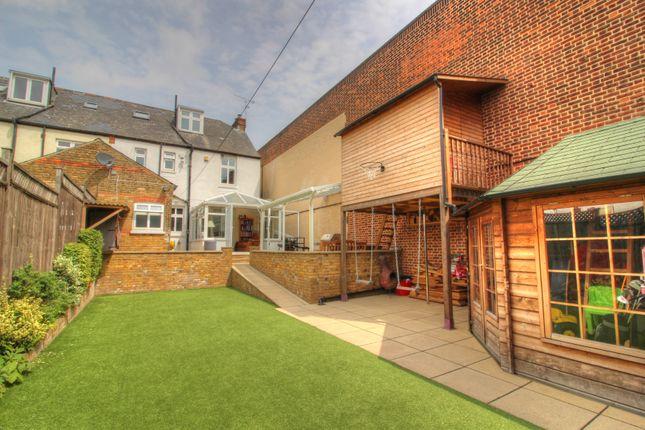 Thumbnail End terrace house for sale in London Road, Northfleet, Gravesend