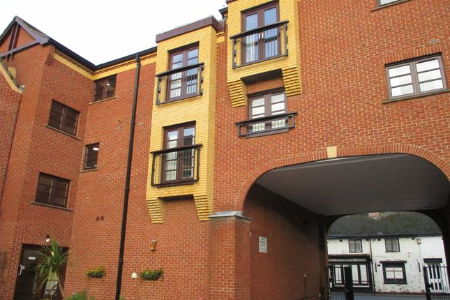 Thumbnail Flat to rent in Wellowgate Mews, Grimsby