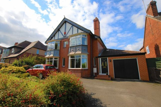 Thumbnail Detached house for sale in Highwood Road, Uttoxeter