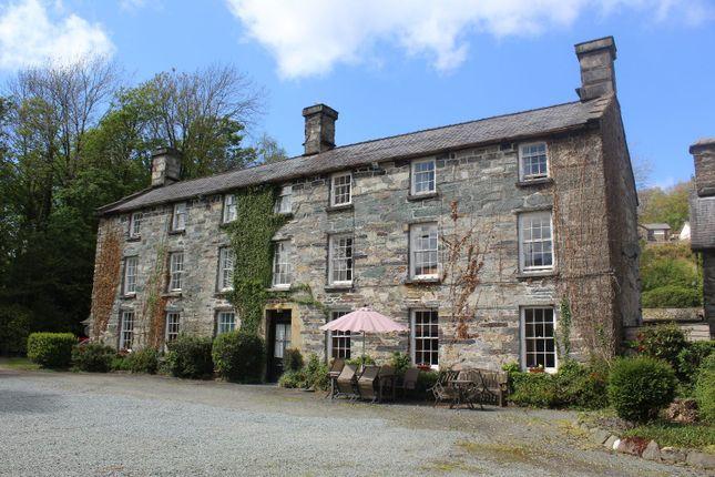 Thumbnail Detached house for sale in Y Llwyn, Dolgellau