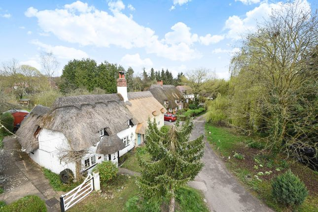 Thumbnail Cottage for sale in Charlton Village, Charlton, Andover