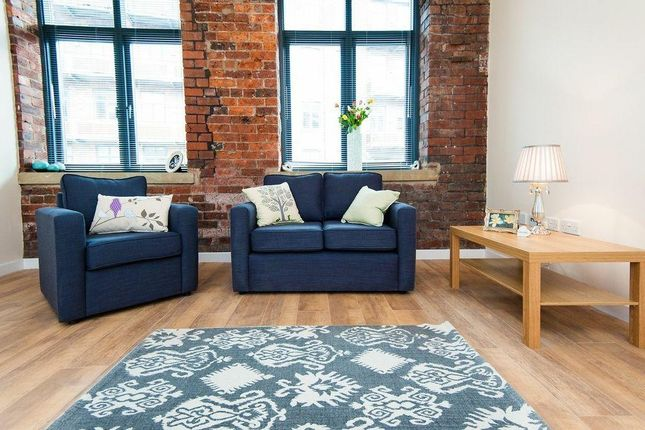 Thumbnail Flat to rent in East Street, Leeds