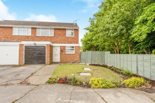 Thumbnail Semi-detached house for sale in Avon Place, Aylesbury, Buckinghamshire, Bucks
