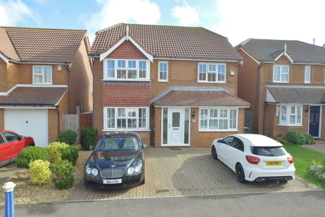 Thumbnail Detached house for sale in Columbus Drive, Eastbourne