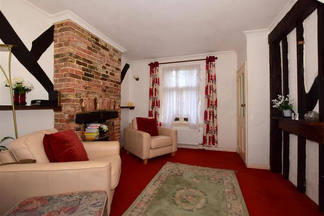 Thumbnail 2 bed end terrace house for sale in Manor Lane, Lower Kingswood, Surrey