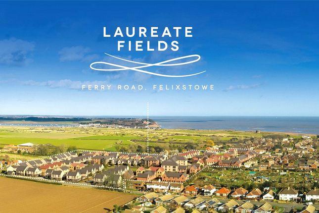 Thumbnail Flat for sale in Ferry Road, Felixstowe, Suffolk