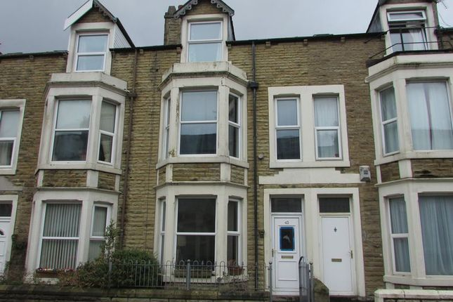 Thumbnail Terraced house to rent in Arnside Crescent, Morecambe