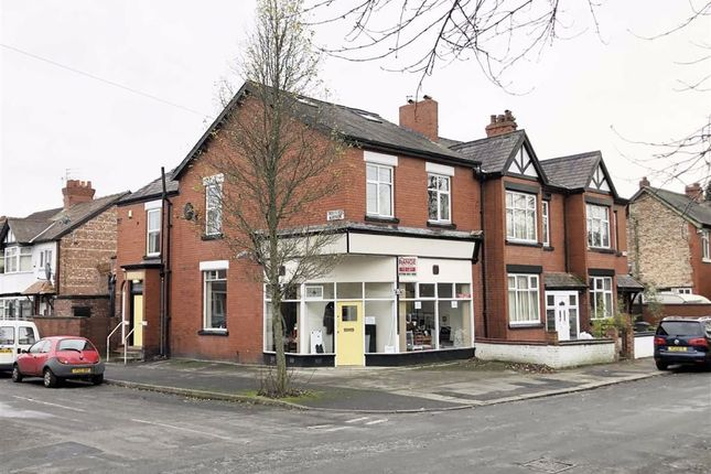 Thumbnail Commercial property for sale in Milton Grove, Chorlton, Manchester