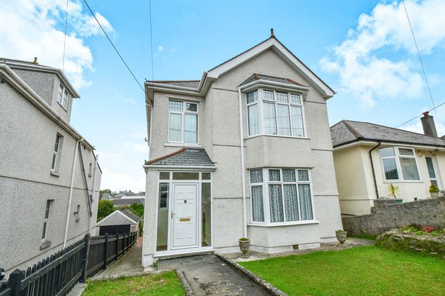 Thumbnail Detached house for sale in Plymstock Road, Plymstock, Plymouth