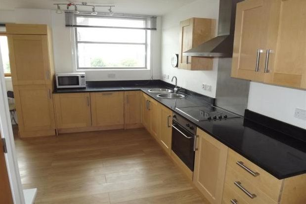 Thumbnail Flat to rent in Burgess House, City Centre