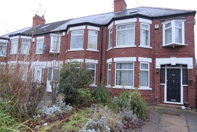 Thumbnail Terraced house to rent in Hotham Road North, Hull