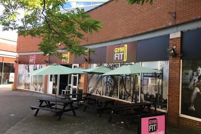 Retail premises to let in Treatment Rooms (To Let), Gymfit4Less, Britannia Walk, Aylesbury, Bucks