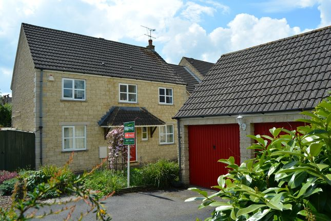 Thumbnail Detached house for sale in Swansfield, Lechlade