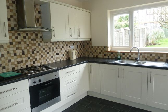 Thumbnail Semi-detached house to rent in Pointroad, Southampton