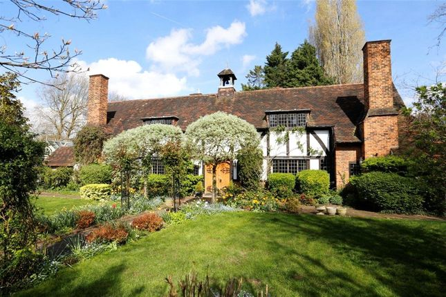 Thumbnail Detached house for sale in Somerset Road, Wimbledon