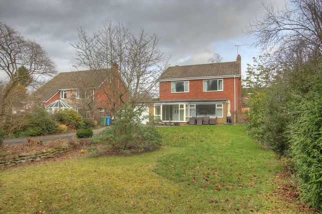 4 bed detached house for sale in Woodside, Darras Hall, Ponteland, Newcastle Upon Tyne