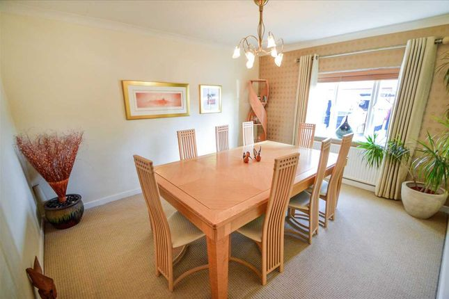 Dining Room of Ridge Lane, Radcliffe On Trent, Nottingham NG12