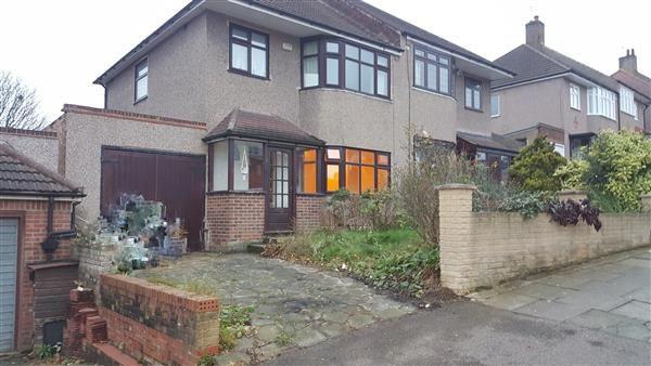 Thumbnail Property to rent in Horsham Road, Bexleyheath