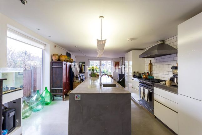 Thumbnail Semi-detached house for sale in Whittington Road, Bounds Green