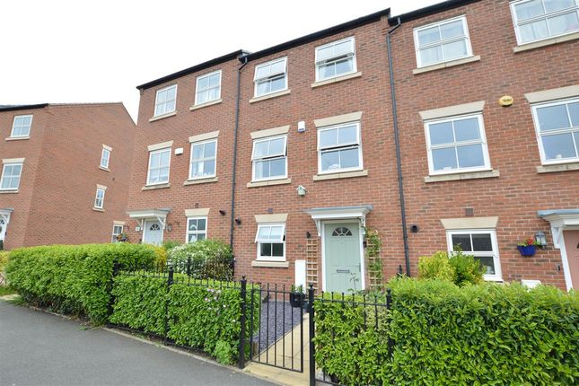 Thumbnail Terraced house for sale in Horseshoe Crescent, Nether Hall Park, Great Barr