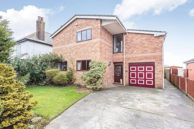 Thumbnail Detached house for sale in Beach Road, Preesall, Poulton-Le-Fylde, Lancashire