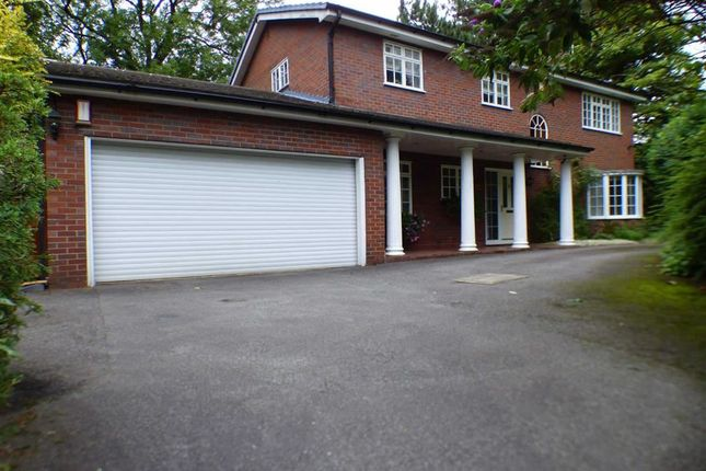 Thumbnail Detached house for sale in Chester Road, Middlewich