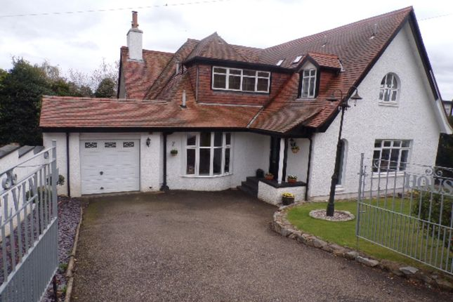 Thumbnail Detached house to rent in Golfview Road, Bieldside