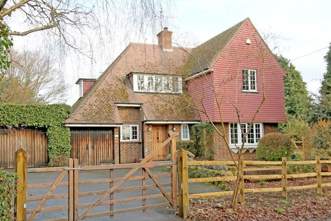 Thumbnail Detached house for sale in Redwall Lane, Hunton, Maidstone