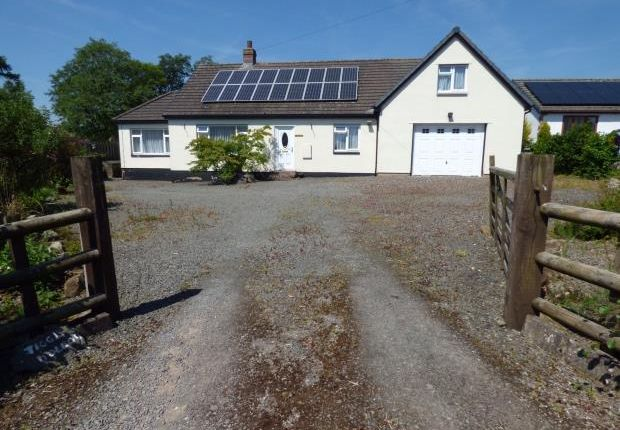 Thumbnail Detached bungalow for sale in Tiggle Hollow, Sleetbeck Road, Roadhead, Carlisle