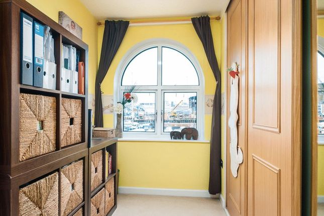 Third Bedroom of Portland Court, Cumberland Close, Bristol BS1