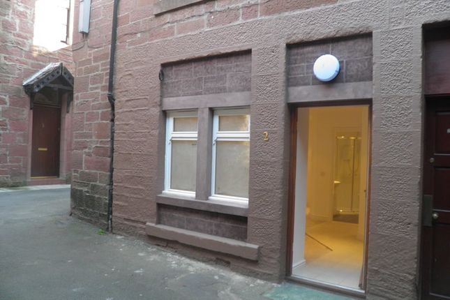 Thumbnail Flat to rent in Ogilvys Close, Kirriemuir